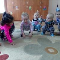 Фотоотчет «Неделя здоровья в группе раннего возраста»