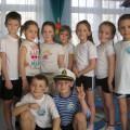 Фотоотчёт о праздничных спортивных соревнованиях «Юные защитники Отечества»