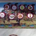 Настольная дидактическая игра для автоматизации звука [Ц] для детей дошкольного возраста «Собери яблоки в корзины»