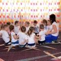Конспект физкультурного занятия по методике «Детская мягкая школа» для детей старшего дошкольного возраста