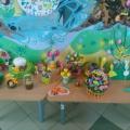 Фотоотчет о выставке совместного творчества родителей и детей «Пасхальная фантазия»