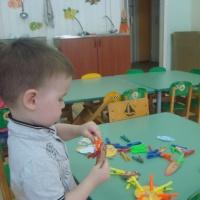 Игры для детей дошкольного возраста «Забавные прищепки»