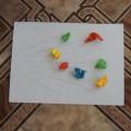 Стенгазета и открытки «праздничный салют» к празднику 23 февраля первая младшая группа