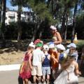 Развлечение для детей «Праздник цветов»