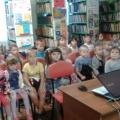 Фото-отчёт об экскурсии в библиотеку имени В. В. Олефиренко посвященный 80-летию Ростовской области