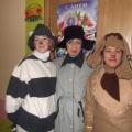 Фотоотчёт о празднике к 8 Марта в средней группе «Приглашение в Простоквашино»