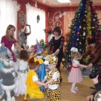 Сценарий новогоднего утренника во второй младшей группе «Новогодний Колобок»