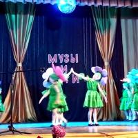 Видео «Танца Цветов» из выступления на городском фестивале