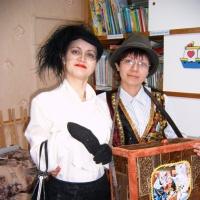 Сценарий праздника к 8 Марта в старшей группе «Волшебная шарманка»