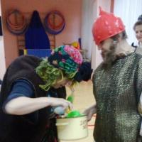 Сценарий музыкально-спортивного праздника, посвящённого Дню защитника Отечества «Русские богатыри»