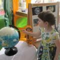 Конспект НОД по образовательной области «Познавательное развитие» для детей 4–5 лет «Планета Земля»