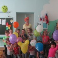 Конспект совместной деятельности взрослого и ребенка для средней группы