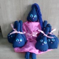 Мастер-класс «Кукла-капелька»