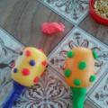 Конспект занятия по лепке в младшей группе «Погремушка-моя любимая игрушка»