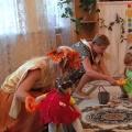 Сценарий праздника «Наша гостья-Осень!» (разновозрастная группа 1.5–4 г.)