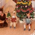 Сценарий новогоднего утренника «Весёлый Дед Мороз» (разновозрастная группа от 1.5–4 г.)