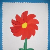 Мастер-класс «Цветы для мамы»