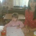 Нетрадиционные формы обучению рисования. Пальчиковое рисование «Осенние деревья» (вторая младшая группа)