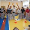 Сценарий спортивного праздника «Мама, папа, я— спортивная семья» для детей подготовительной к школе группе