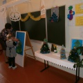 Конспект интегрированной непосредственной образовательной деятельности «Живи, ёлка!» с детьми старшей группы