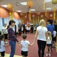 Сценарий физкультурного праздника «Мамины помощники» для детей старшего дошкольного возраста