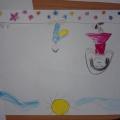 Конспект НОД по рисованию в старшей группе «Мы играем»