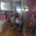 Интегрированное занятие во второй младшей группе «Разноцветные шары»
