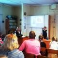 Отчёт о районной конференции «Живая экология» для дошкольнков