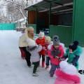 Спортивное развлечение «Зимние забавы»