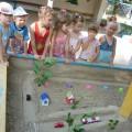 Игры с песком и обучение правилам дорожного движения