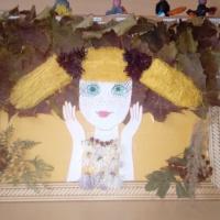 Фотоотчет о конкурсе поделок из природного и бросового материала «Осенние превращения»