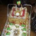 «Сладкий домик» на праздник «Рождество»