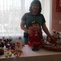 Выставка игрушек, сделанных воспитателями и родителями (фотоотчет)