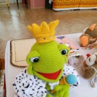 Фотоотчёт «Выставка игрушек на Масленичной неделе»