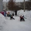 Проект зимних каникул в детском саду «Мороз и солнце, день чудесный»