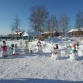 Положение смотра-конкурса «Парад снеговиков»