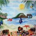 Открытое занятие по окружающему миру с использованием ТРИЗ технологии «Путешествие на волшебный остров»