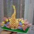 Мастер-класс «Жар-птица в технике оригами»