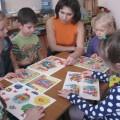 Фотоотчёт «Экскурсия в детскую библиотеку имени Н. Крупской»