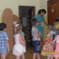 Конспект открытого занятия по рисованию во второй младшей группе