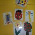 Дидактическая игра «Подбери по цвету»