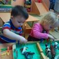 Развитие мелкой моторики через различные виды продуктивной деятельности у детей раннего возраста (из опыта работы)