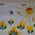Конспект НОД в второй младшей группе «Весна. Весенние цветы»