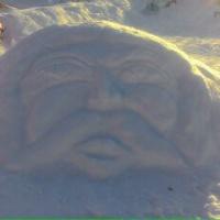 Оформление участка зимой «Зимняя сказка»