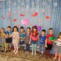 Фотоотчет о проведении развлечения «день святого Валентина»