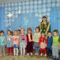 Фотоотчет фольклорного праздника «Гуляют ребятки в зимние святки»