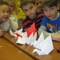 Проект по экологическому воспитанию «Возьми себе в привычку наблюдать за птичкой»