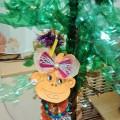 Поделка Новогодняя мартышка «Я на пальмочке «висю» и на вас на всех смотрю!»