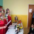 Открытое мероприятие для родителей и детей «Кафе «Чайный дворик»