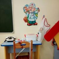 Развитие личности дошкольника в процессе общения